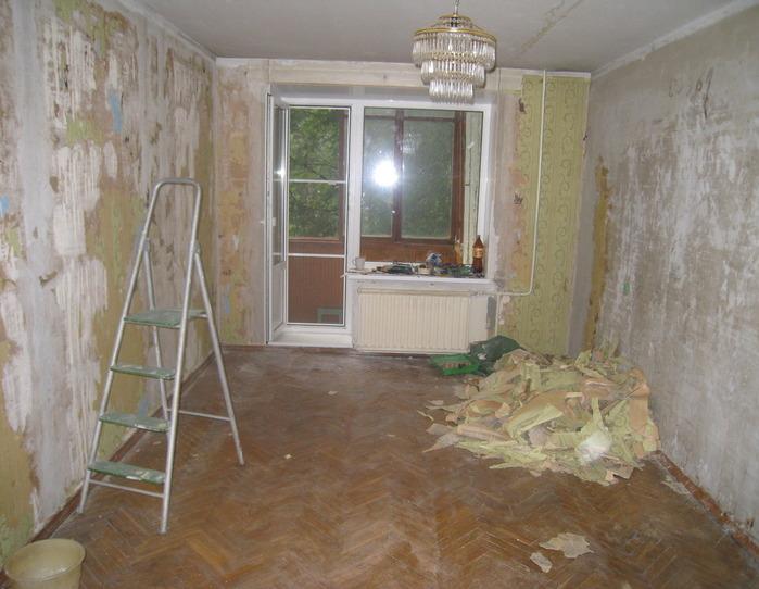 С чего начинать ремонт квартиры своими руками