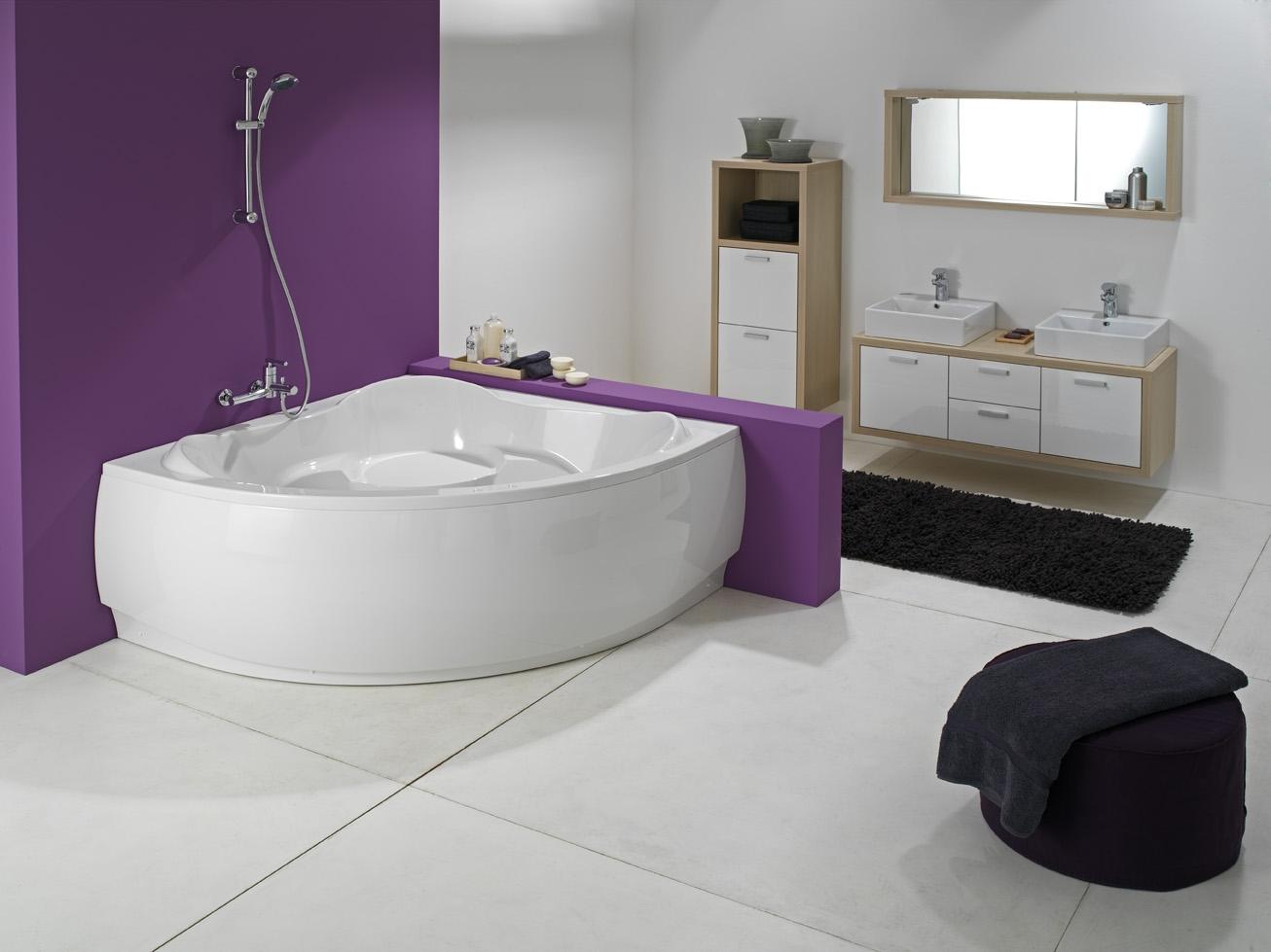 Ремонт в новостройке ванной комнаты 282
