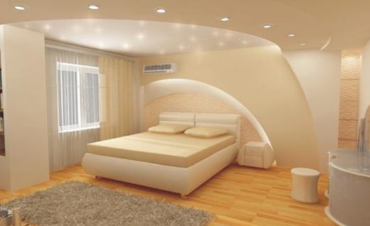 Дизайн спальне своими руками