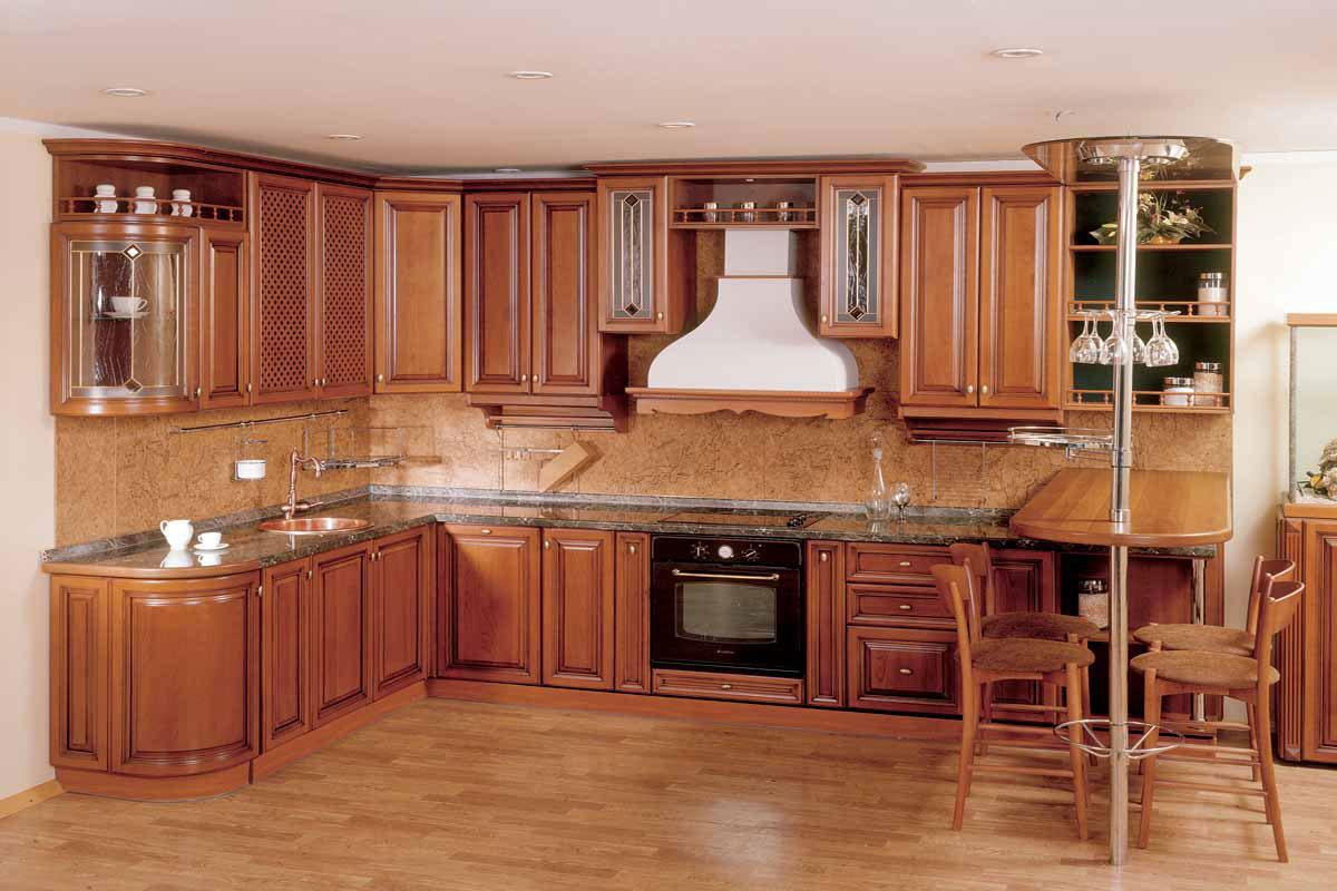 кухни, у вас будет стильная